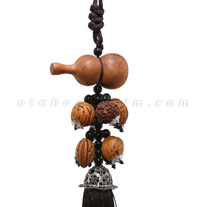 Dây treo gỗ hồ lô (dây đen)