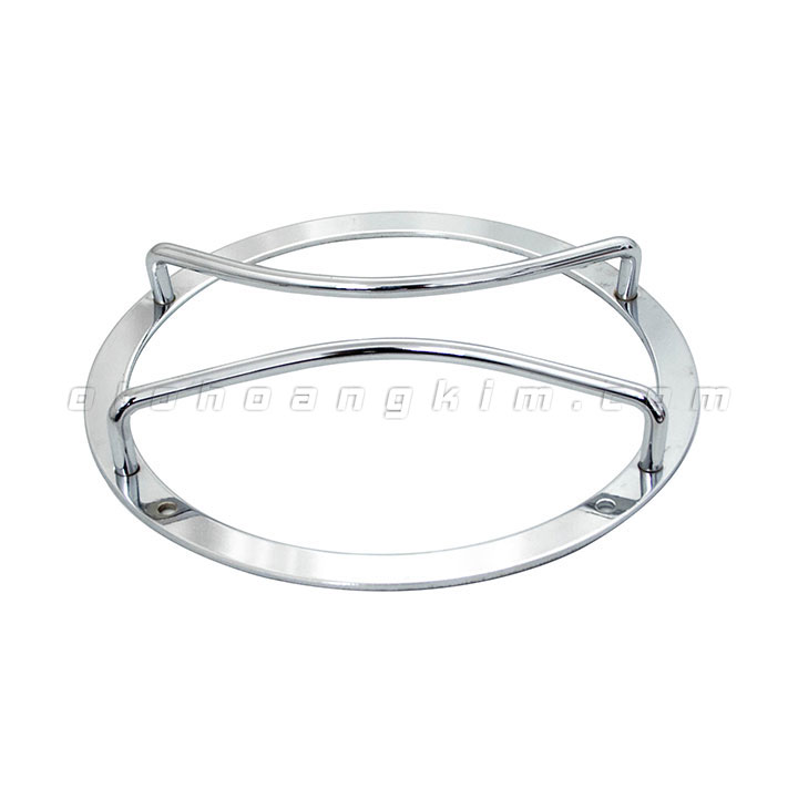 Ốp loa inox tròn 6 inch