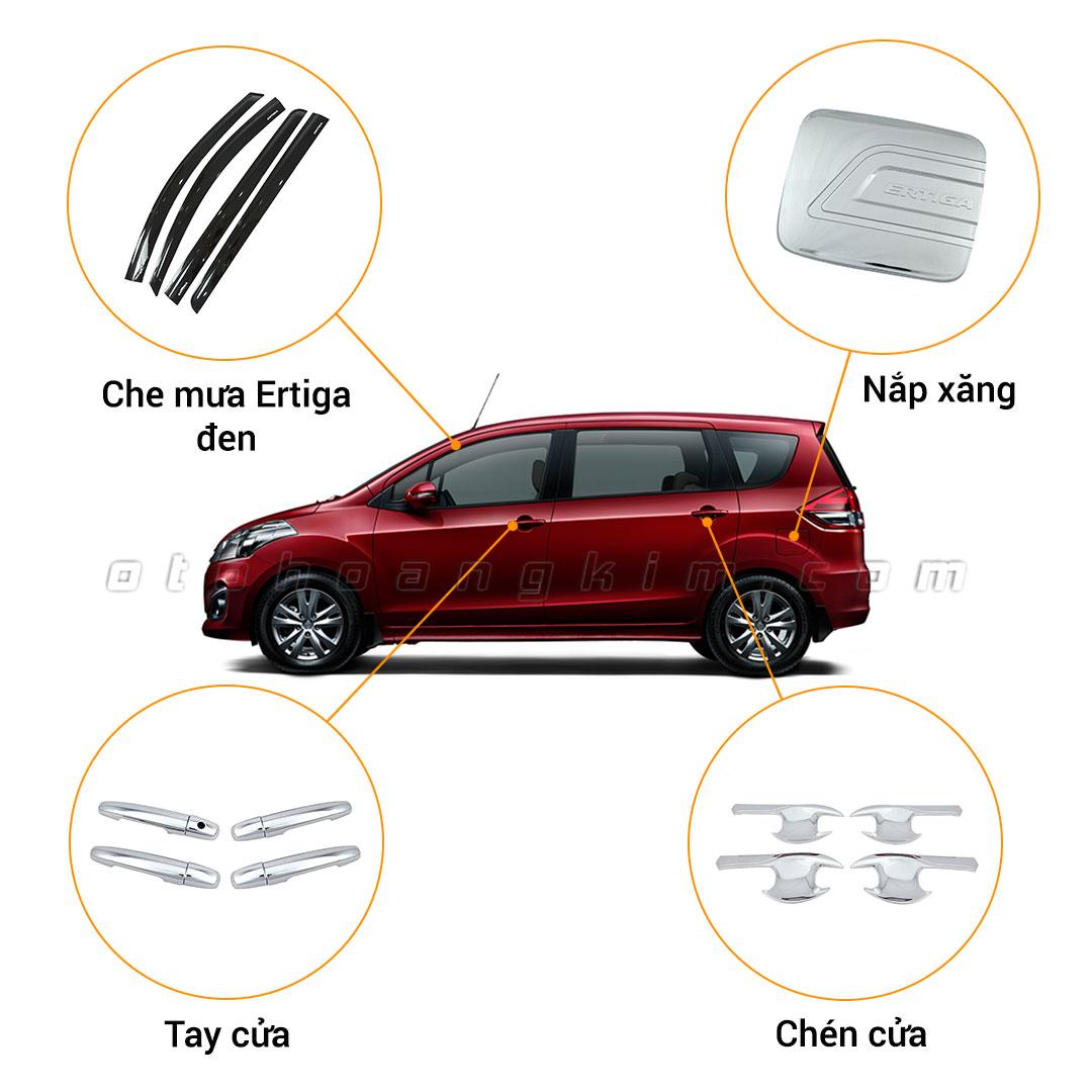 11 phụ kiện Suzuki Ertiga [2019-2020]