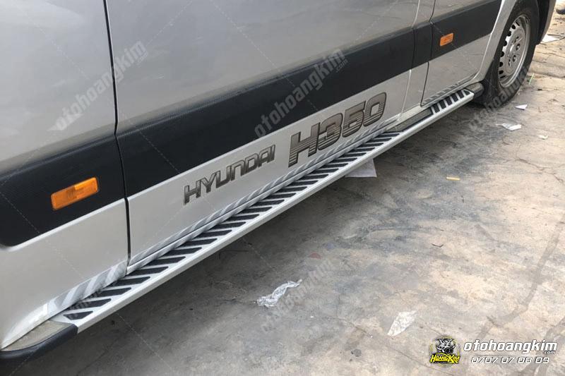 sản phẩm Bệ bước ngoài Hyundai Solati