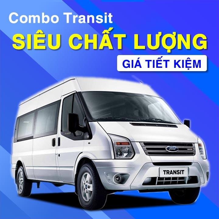 13 phụ kiện xe Ford Transit [2018-2020]