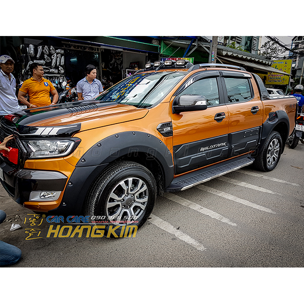 Có nên độ xe bán tải Ford Ranger?