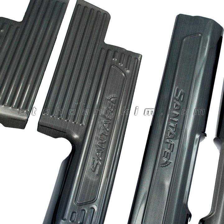 sản phẩm Bệ bước phần nhựa Santafe [2019-2020] titan