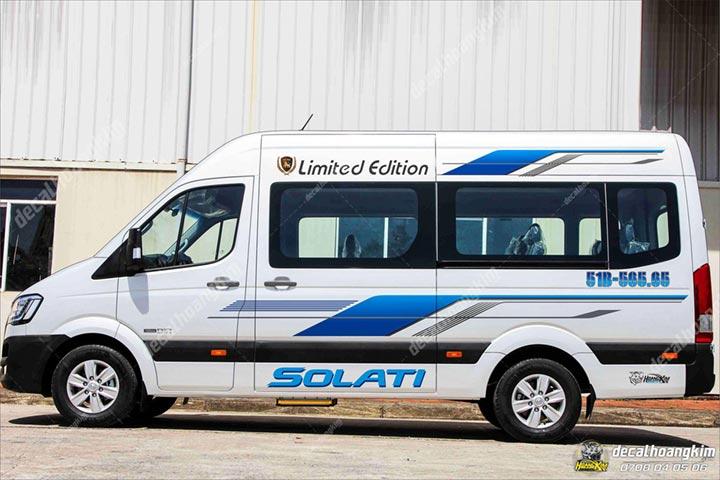 TEM XE HYUNDAI SOLATI - HSL029