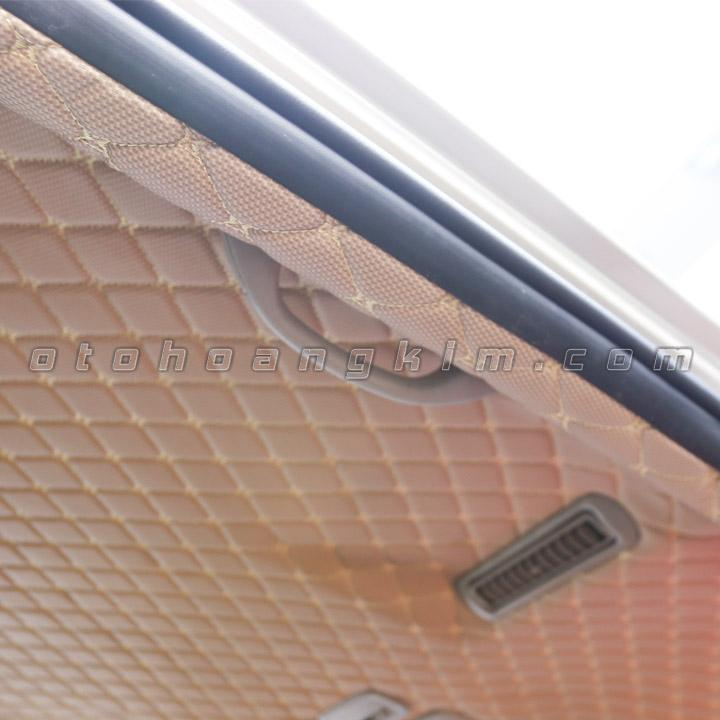 Bọc trần 5D oto Fortuner - BTO011