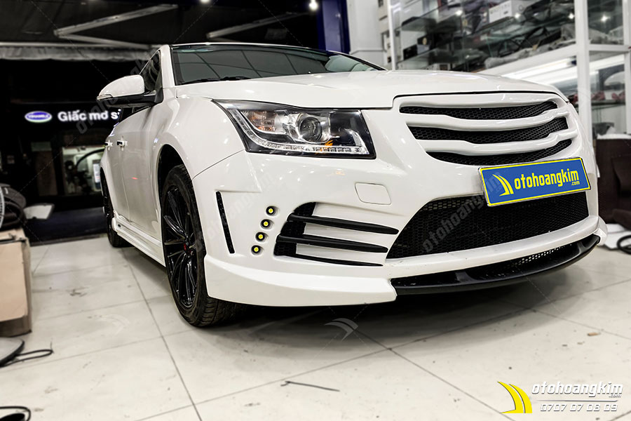Body Kit Chevrolet Cruze
