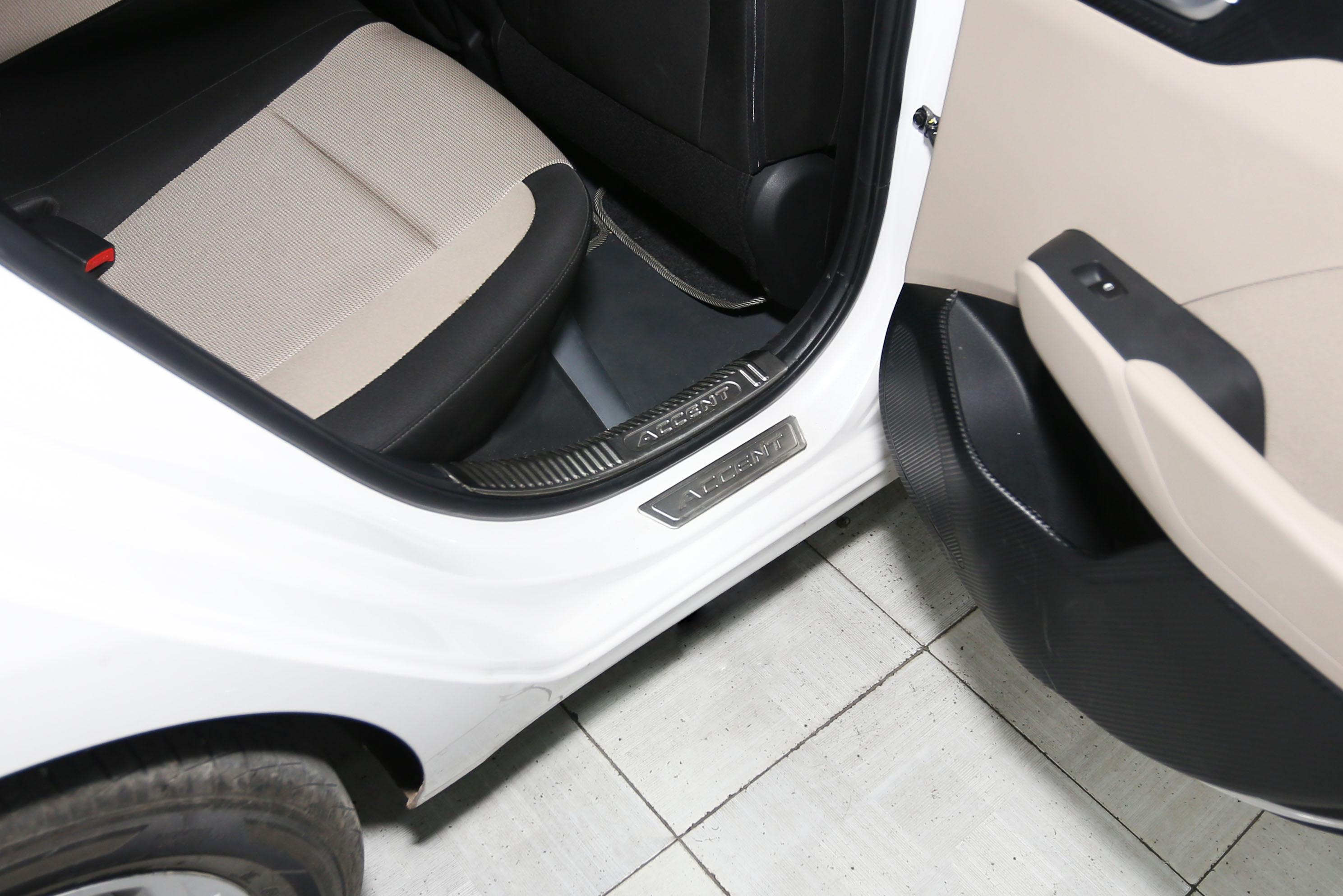 sản phẩm Bệ bước phần nhựa Hyundai Accent [2018 - 2020]