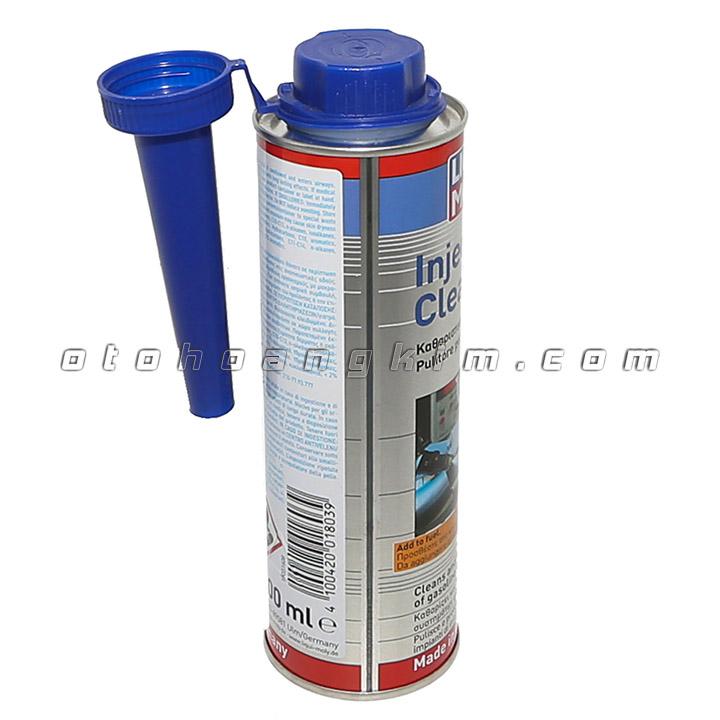 sản phẩm Dung dịch vệ sinh Liqui Moly Injection Cleaner súc béc xăng 300ml