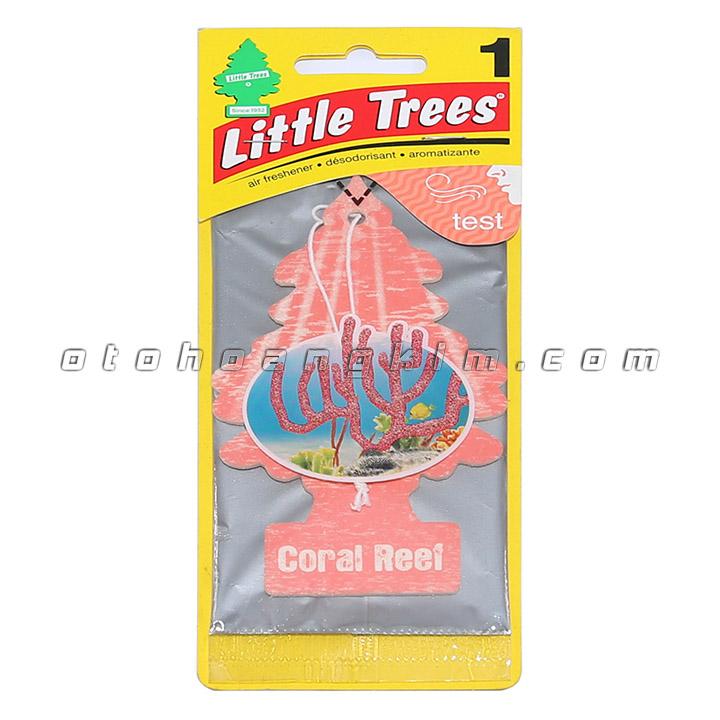 sản phẩm Lá thơm Little Trees Coral Reef