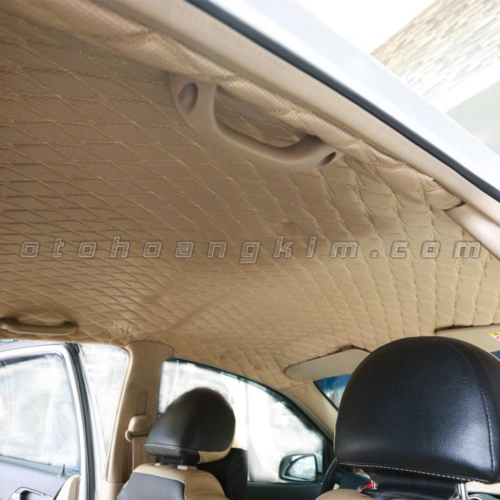 Bọc trần ô tô Toyota Vios - BTO012