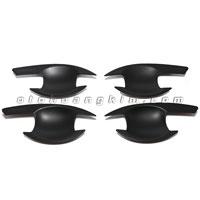 Chén cửa Mitsubishi Triton [2015-2020] đen