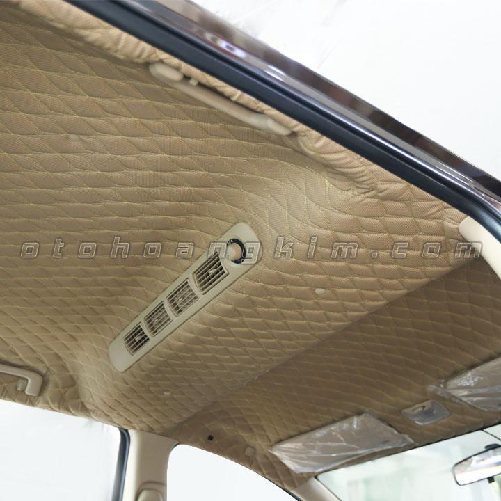 Bọc trần 5D Mitsubishi Xpander - BTO013
