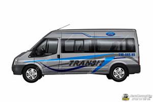 TEM XE FORD TRANSIT - FTS049