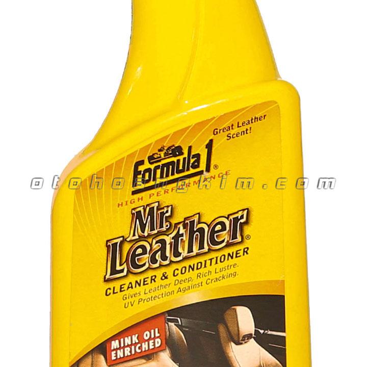 sản phẩm Dung dịch bảo dưỡng Formula 1 Mr.Leather Cleaner & Conditioner bảo dưỡng da (xịt) 473 ml