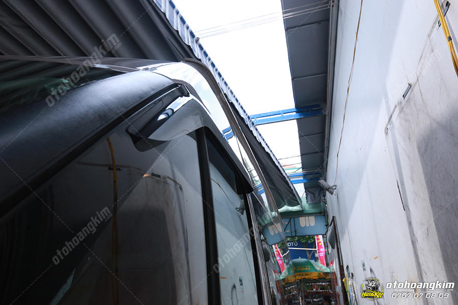 Vè che mưa Transit [ 2016- 2020]  trắng