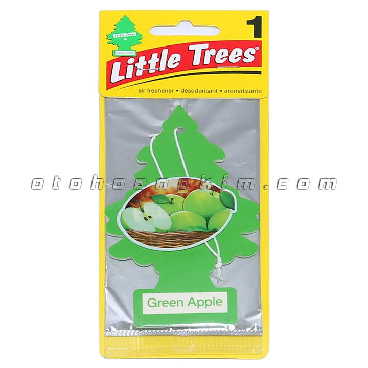 sản phẩm Lá thơm Little Trees  Green Apple