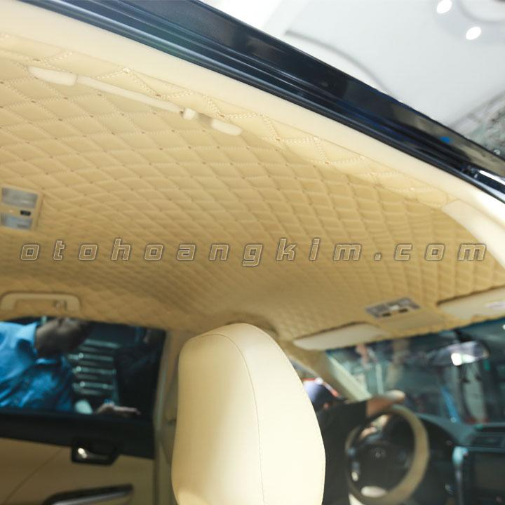 Bọc trần 5D oto Mazda CX5 - BTO019