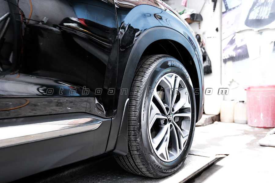 Chắn bùn xe ô tô phù hợp với từng loại xe