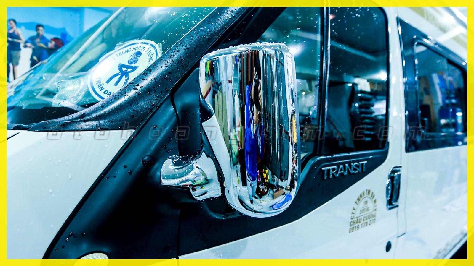 Ốp gương chiếu hậu Ford Transit