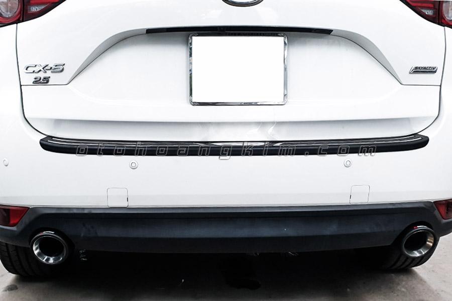 Độ pô ô tô Mazda Cx5 ấn tượng với pô tròn