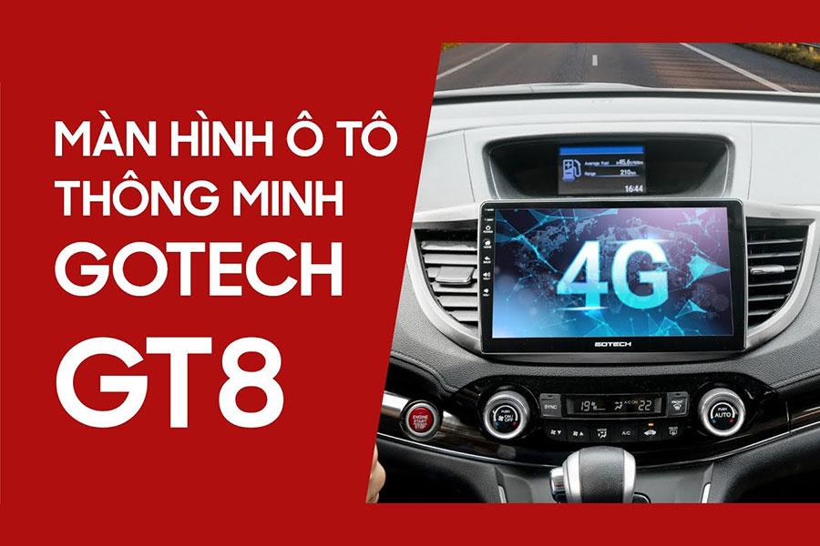 Màn hình android Gotech GT8 3GB-32GB 10 inch