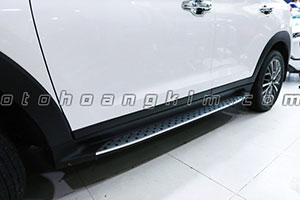 Bệ bước ô tô mẫu mã đẹp chất lượng cao