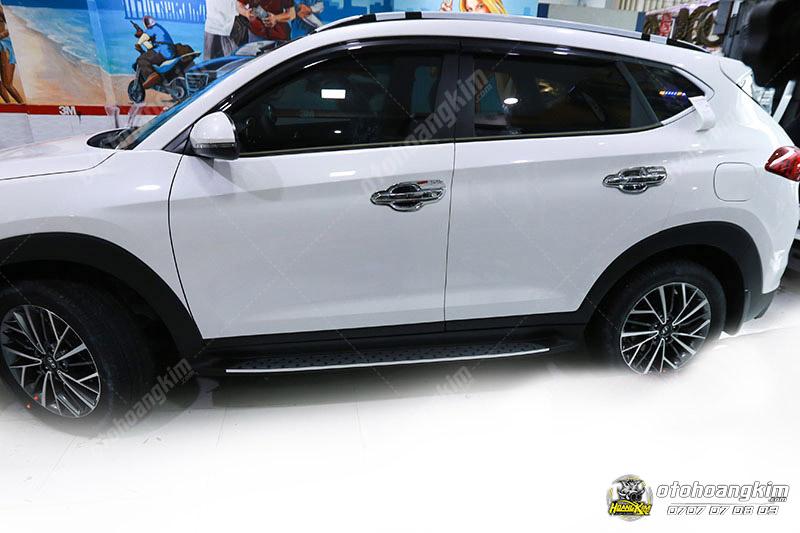 sản phẩm Bệ bước ngoài Hyundai Tucson