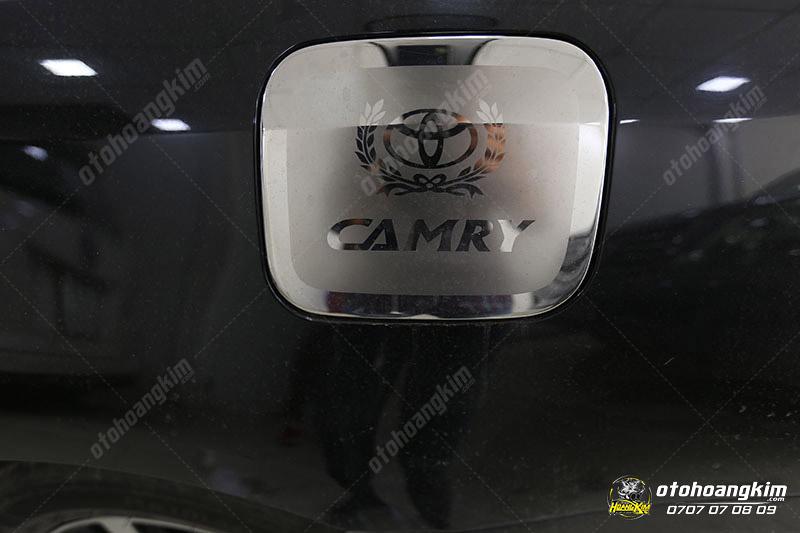 Nắp xăng Camry [2015 - 2018]