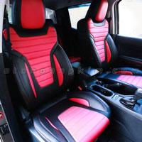 Bọc ghế da ô tô Ford Ranger - BGD020