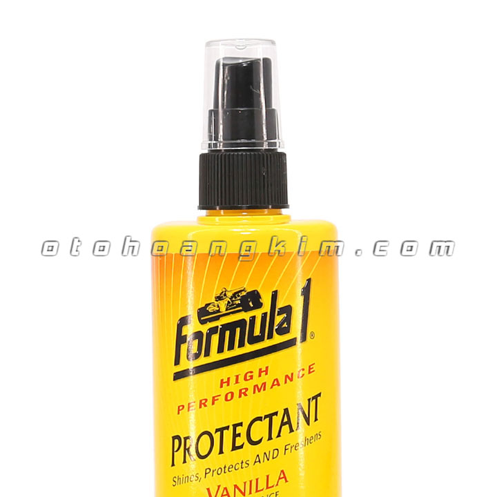 Dung dịch bảo dưỡng Formula 1 Protectant Vanilla 315ml