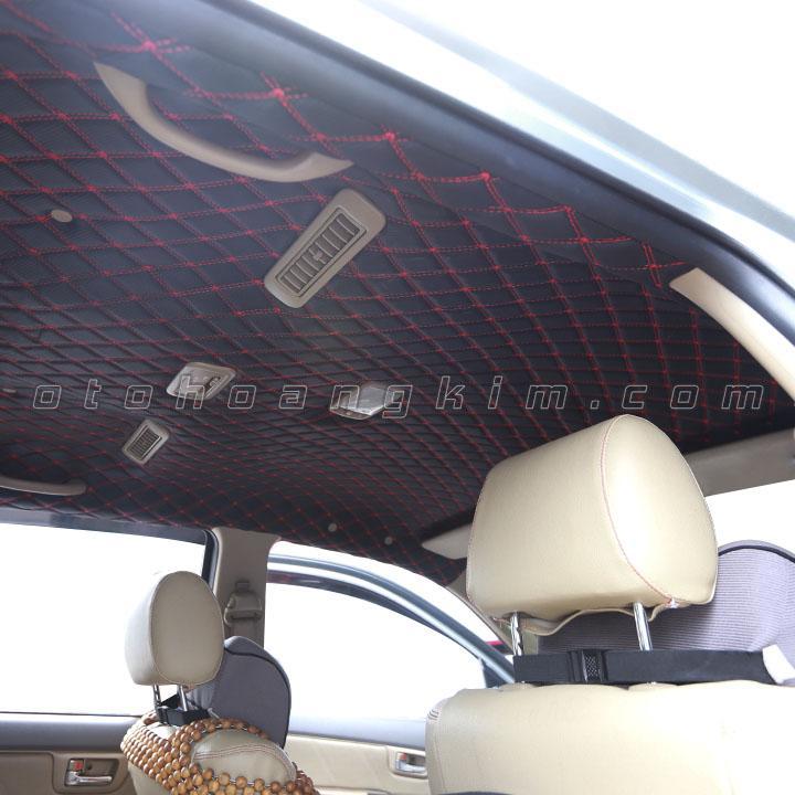 Bọc trần 5D Toyota Fortuner - BTO021