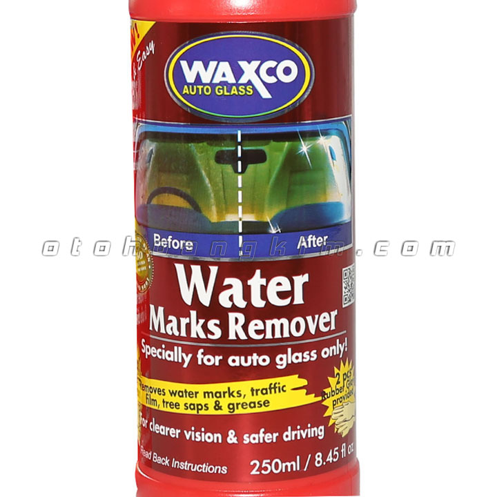 Dung dịch vệ sinh Water Marks Remover tẩy ố kính 250ml