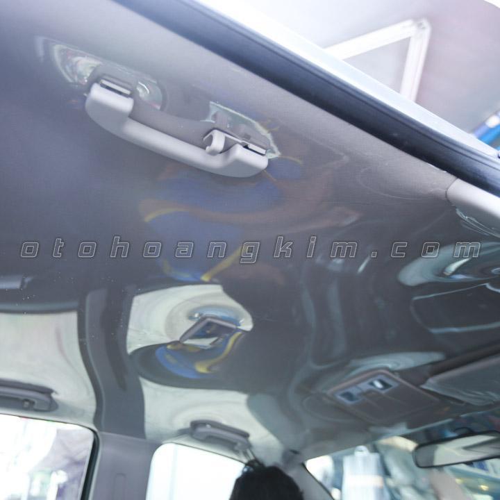 Bọc trần ô tô Colorado nilon - BTO027