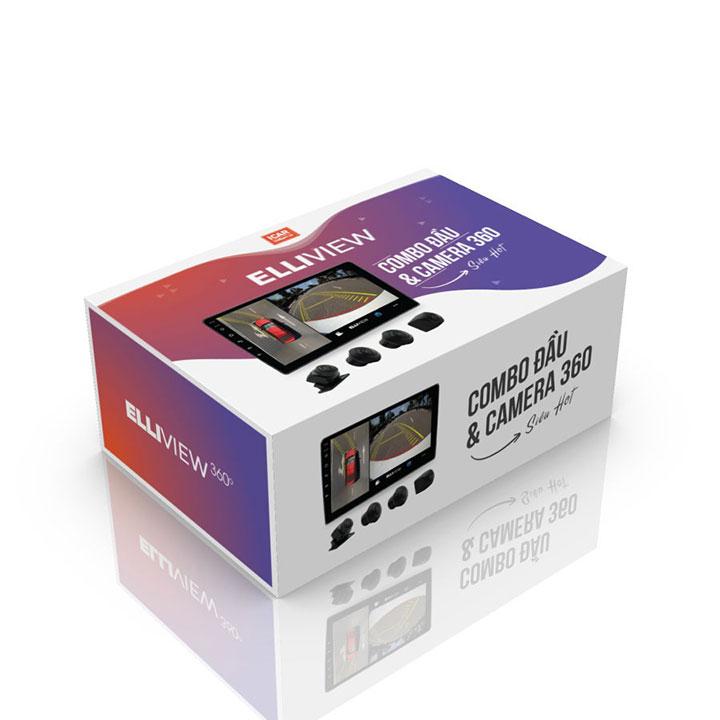Màn hình android Elliview S3 Sony 2GB-32GB