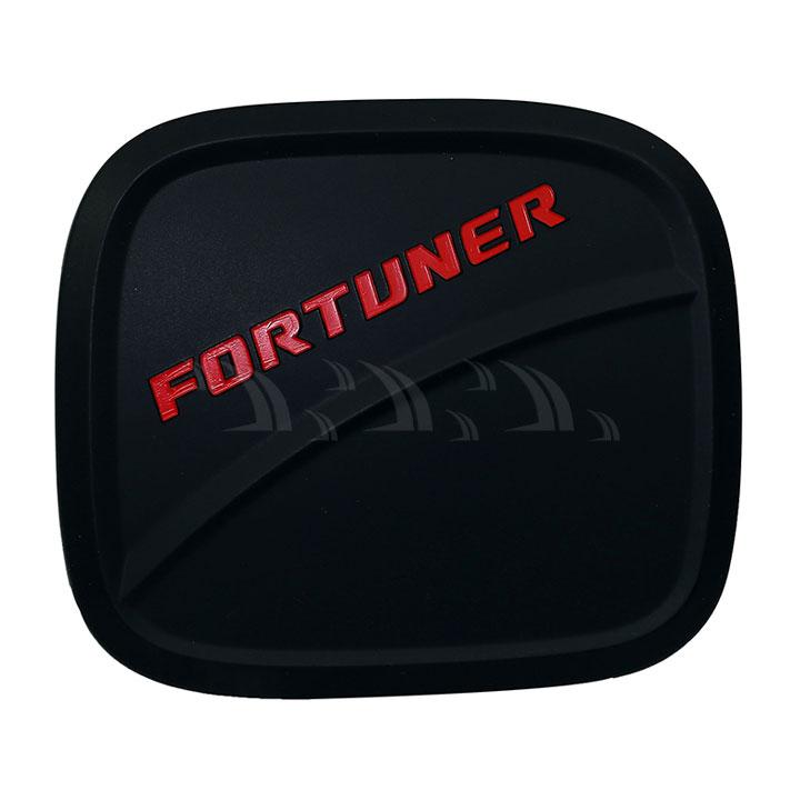 Nắp xăng Fortuner [2016-2019] màu đen