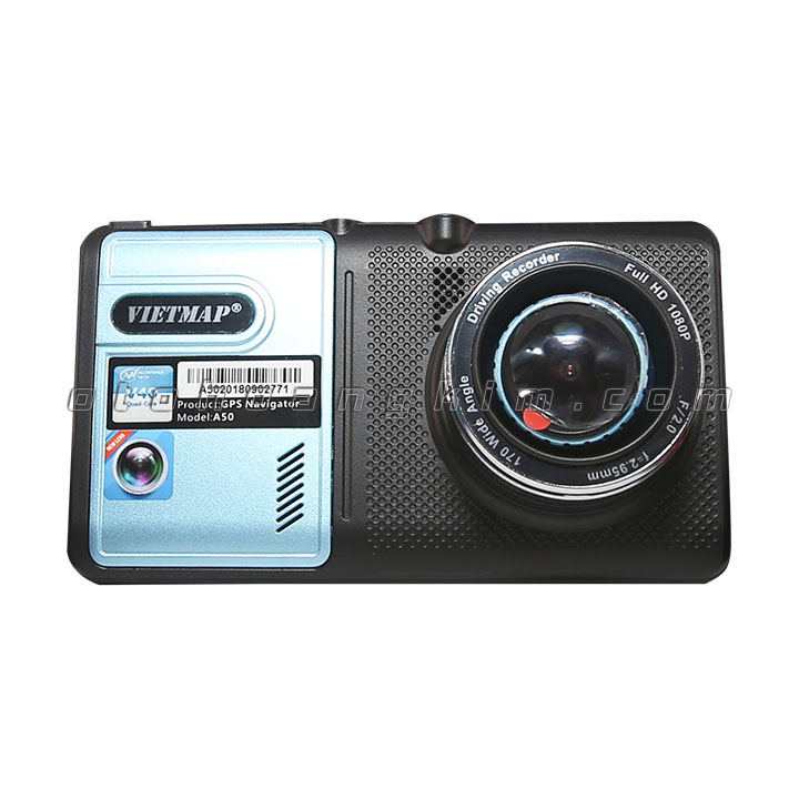 Camera hành trình A50 và những tính năng nổi bật