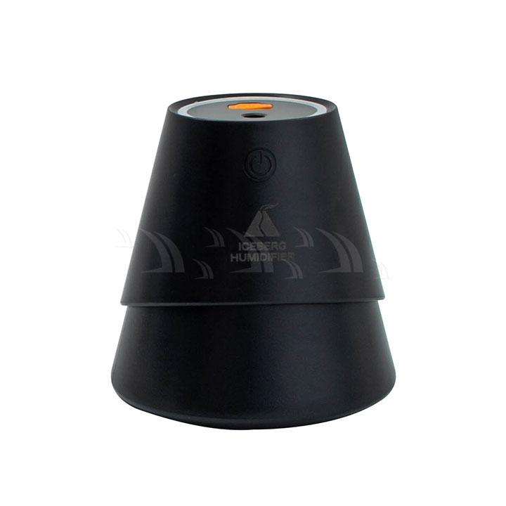 Máy phun tinh dầu Iceberg humidifier đen