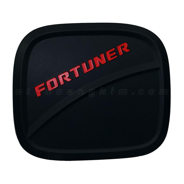 Nắp xăng Fortuner [2017 - 2019] màu đen