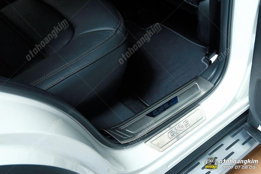sản phẩm Bệ bước phần nhựa Mazda CX5 [2018 - 2020]