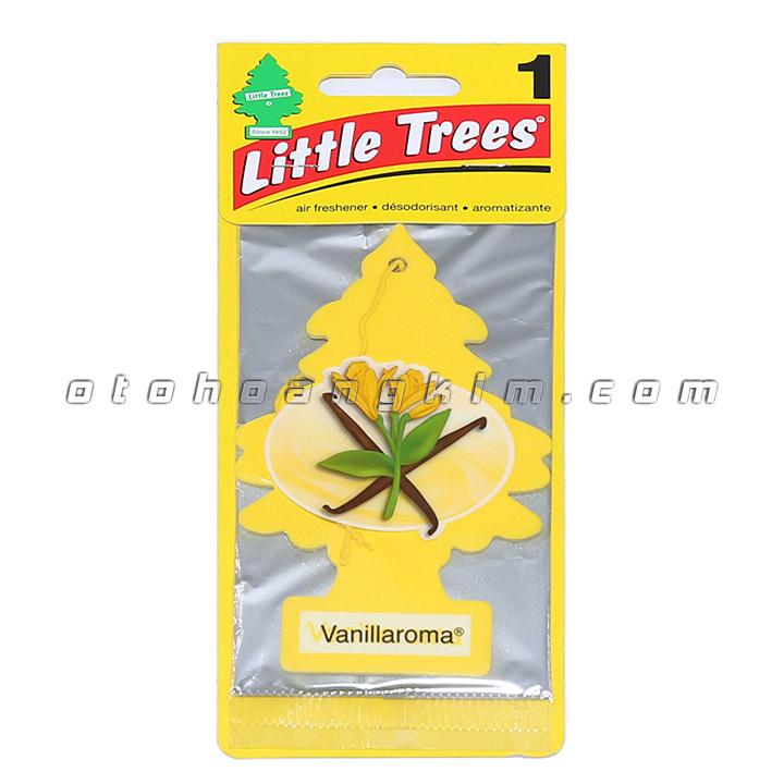 sản phẩm Lá thơm Little Trees Vanillaroma