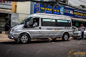 TEM XE FORD TRANSIT - FTS004