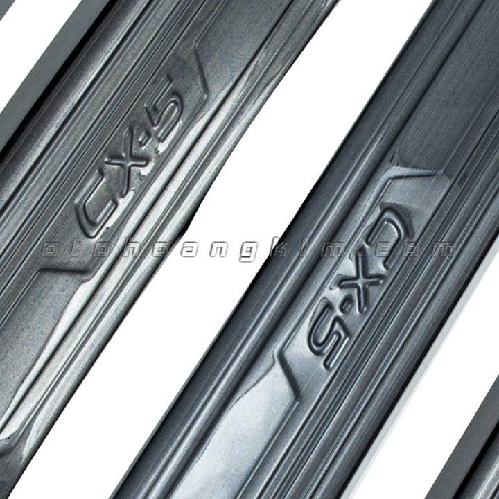 sản phẩm Bệ Bước phần sơn CX5 [2018 - 2020] titan