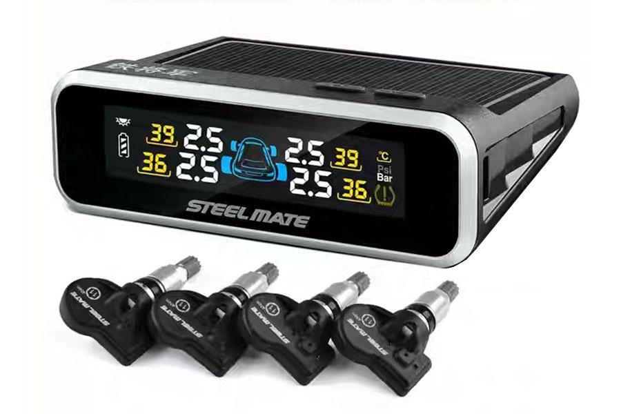 Áp suất lốp Steelmate androi