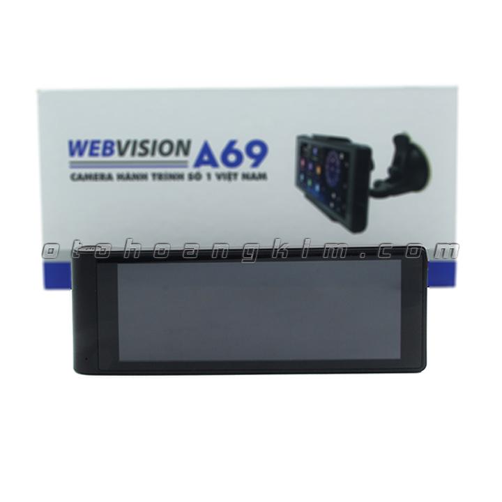 sản phẩm  Camera Hành Trình Webvision A69 [dùng chung]