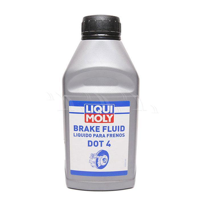 DDBD Liqui Moly Brake Fluid Dot 4