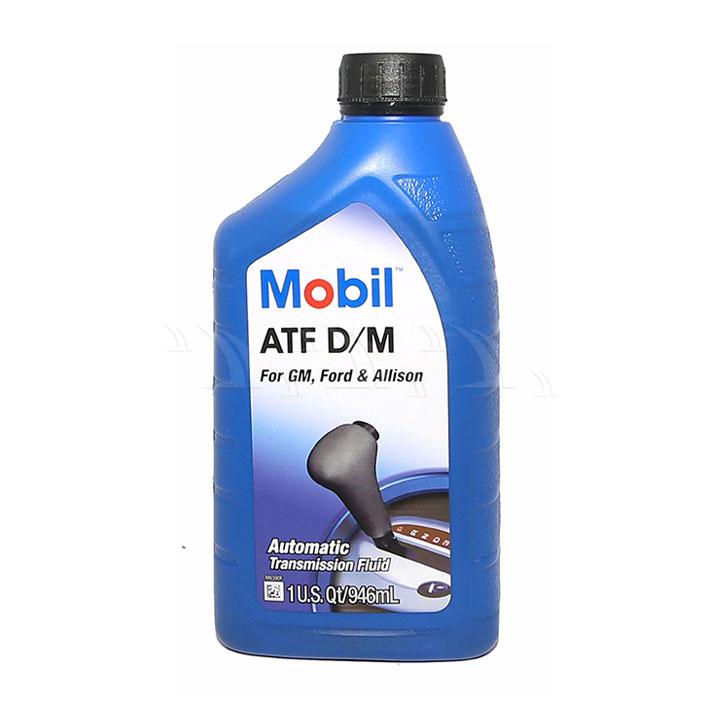 Dung dịch bảo dưỡng Mobil ATF D/M for GM, Ford & Allison nhớt hộp số 946ml