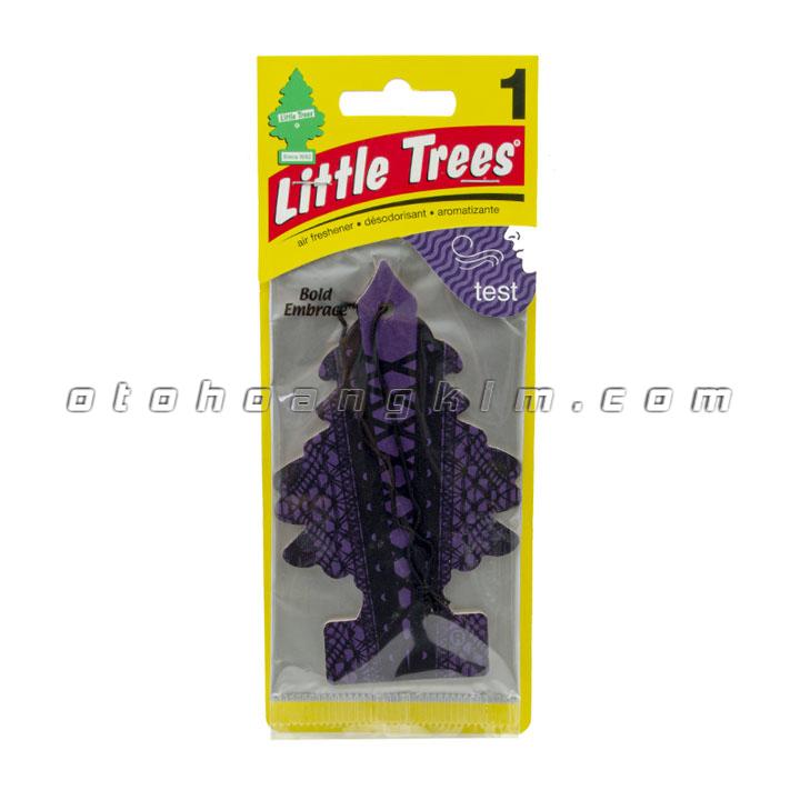sản phẩm Lá thơm Little Trees Bold Embrace nhỏ