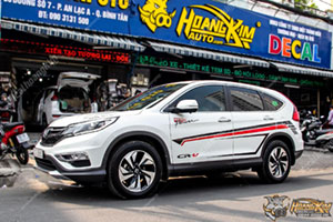 TEM XE HONDA CRV - CRV0007