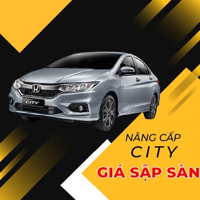 Combo phụ kiện Honda City [2017-2020]