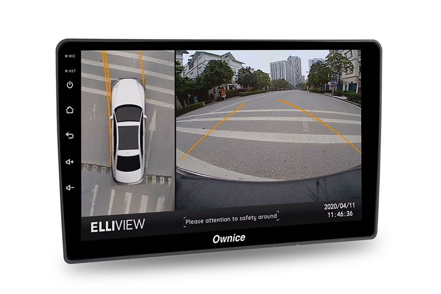 Camera 360 độ Elliview V4S